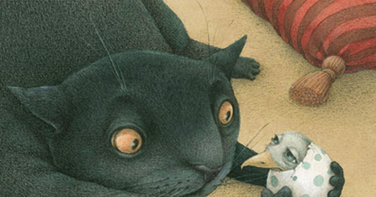 """Θεατρική παράσταση """"Ο γάτος που έμαθε σε έναν γλάρο να πετά"""""""