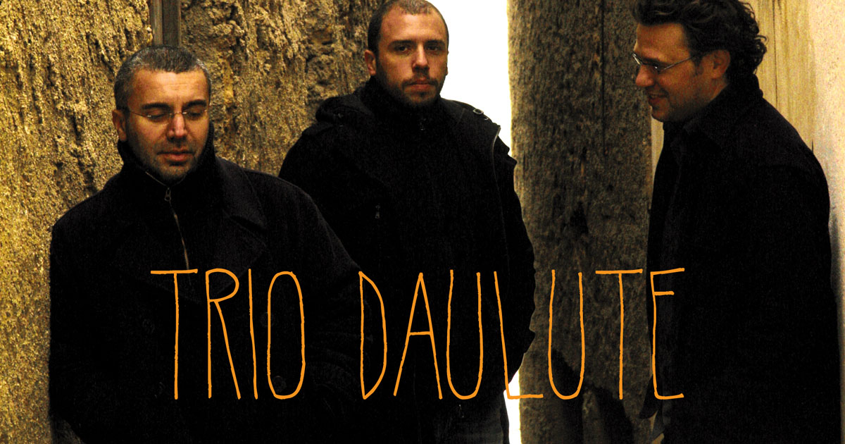 Συναυλία Trio Daulute